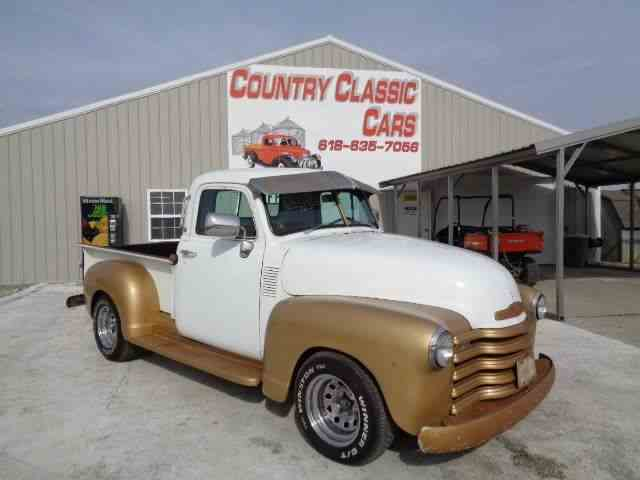 Picture of Classic 1950 3100 located in Illinois - $18,550.00 Offered by Country Classic Cars - MVCT