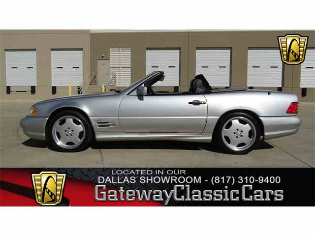 Picture of '97 SL600 - MVCY