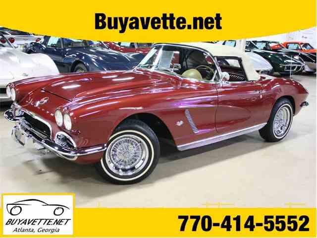 Picture of '62 Corvette - MVD2