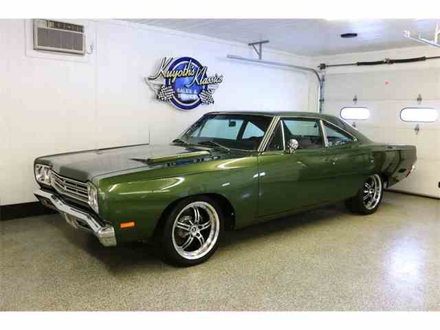 Picture of Classic 1969 Plymouth Road Runner located in Wisconsin - $68,000.00 - MVDL