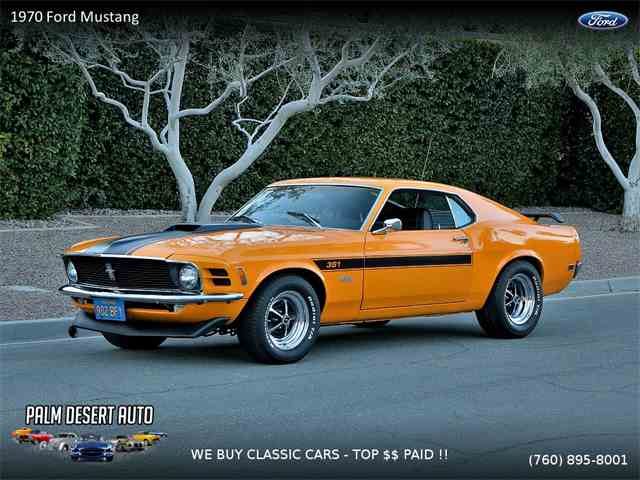 Picture of '70 Mustang - MVDQ