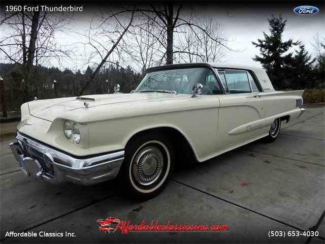 Picture of Classic '60 Thunderbird located in Oregon Offered by Affordable Classics Inc - MVDS