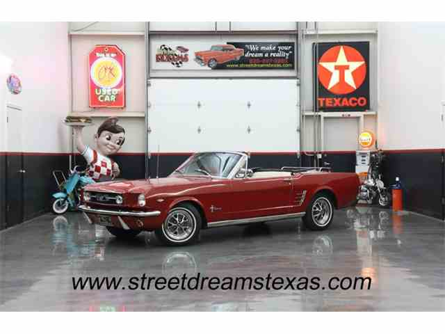 Picture of '66 Mustang - MVDV