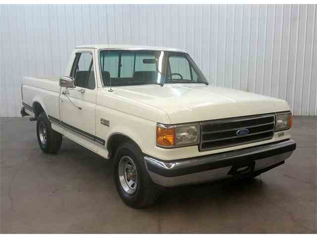 Picture of 1990 Ford F150 located in Maple Lake Minnesota - MVE3