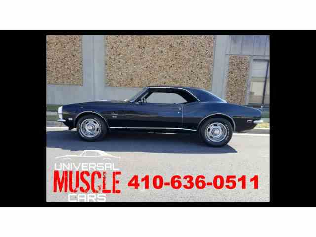 Picture of 1968 Chevrolet Camaro Offered by Universal Auto Sales - MVEP