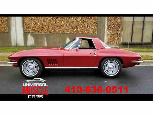 Picture of '67 Corvette - MVER