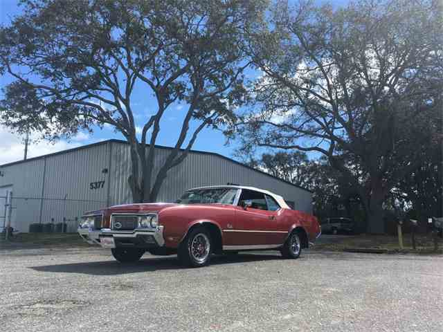 Picture of '70 Cutlass - MVF3