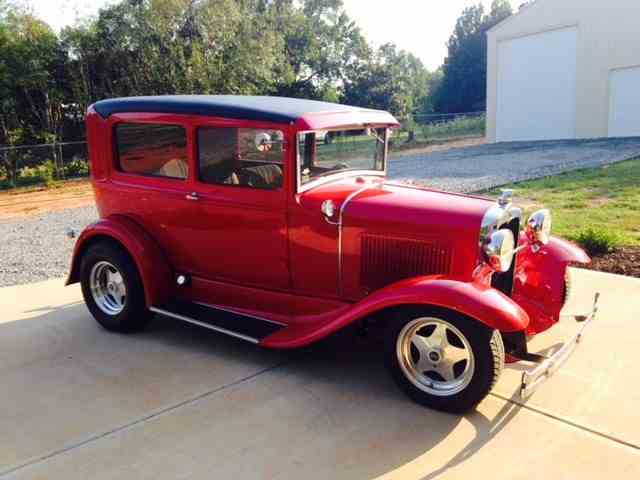 Picture of Classic 1930 Ford Model A located in Edgemoor SOUTH CAROLINA - $38,000.00 Offered by a Private Seller - MVF4