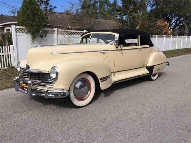 Picture of Classic '46 Hudson Super 6 - MVF5