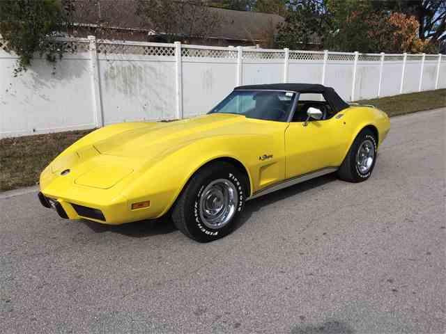 Picture of '75 Corvette - MVFA