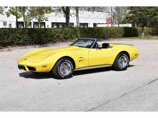 Picture of '75 Corvette - MVFA