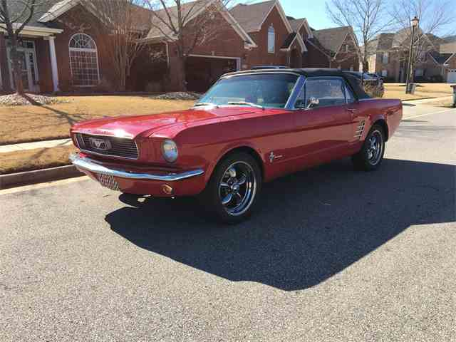 Picture of '66 Mustang - MVFI