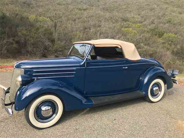 Picture of '36 Cabriolet - MVFT