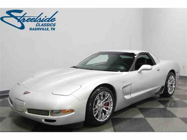 Picture of 2001 Corvette Z06 located in Lavergne Tennessee Offered by Streetside Classics - Nashville - MVFZ
