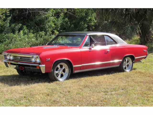 Picture of 1967 Chevrolet Chevelle SS Auction Vehicle Offered by Premier Auction Group - MVG3