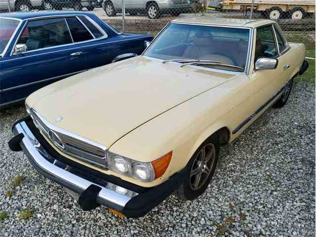 Picture of '77 450SL - MVGH
