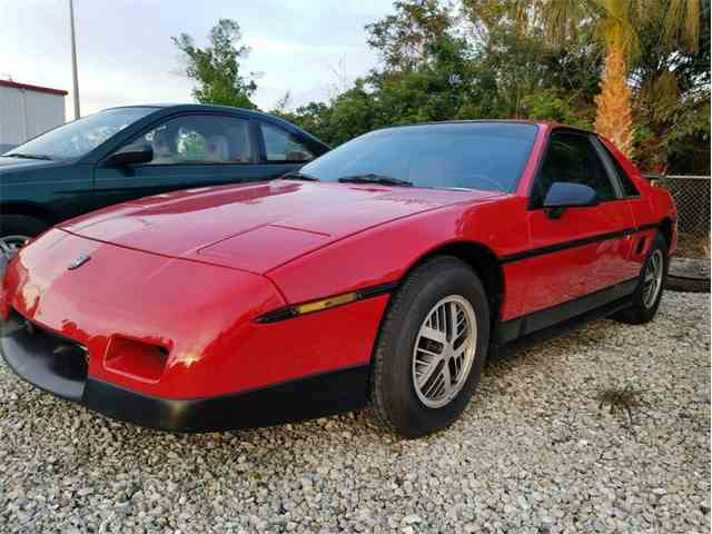 Picture of '86 Fiero SE Coupe - MVGM
