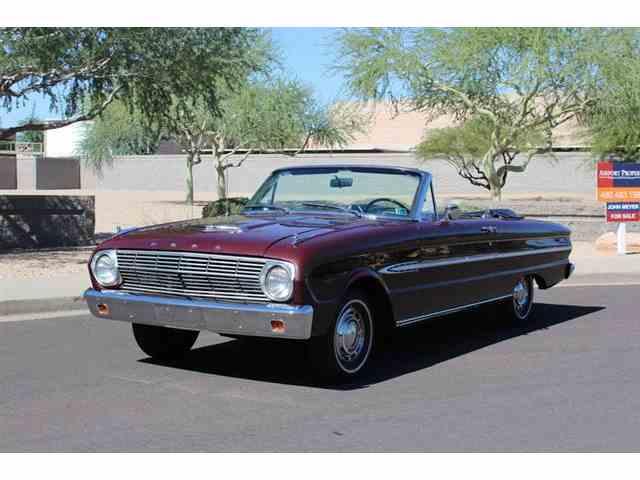Picture of '63 Ford Falcon located in Scottsdale Arizona - MQGH