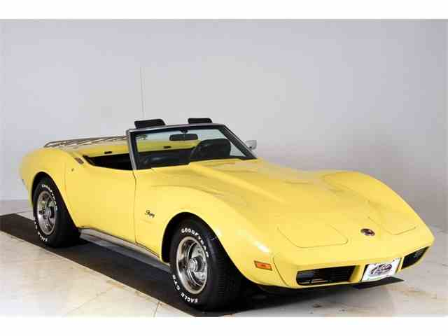 Picture of '74 Corvette - MVGR