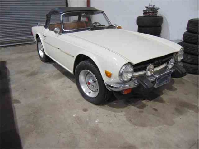 Picture of '76 TR6 - MVGY