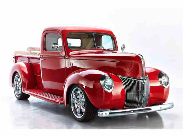 Picture of '40 Pickup - MVH9