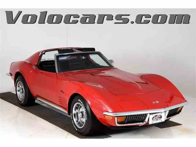 Picture of '72 Corvette - MVHG