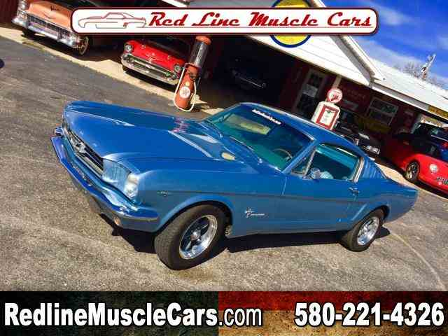 Picture of 1965 Ford Mustang - $34,900.00 - MVI4