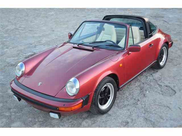 Picture of 1983 Porsche 911SC located in Lebanon Tennessee - $44,500.00 Offered by Frazier Motor Car Company - MVI5