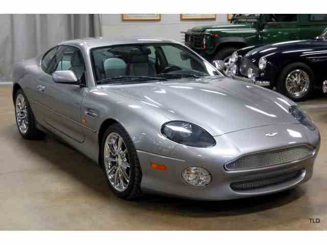 Picture of 2002 DB7 Offered by The Last Detail - MVI9