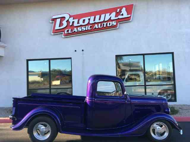Picture of Classic 1936 Ford Pickup Offered by Brown's Classic Autos - MQGN