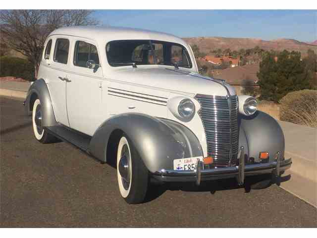 Picture of '38 Deluxe Auction Vehicle Offered by Classic Car Auction Group - MVIF