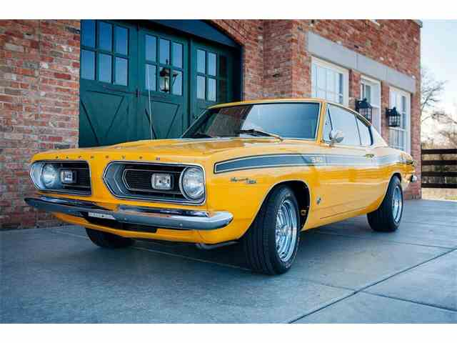 Picture of '67 Barracuda - MVIH