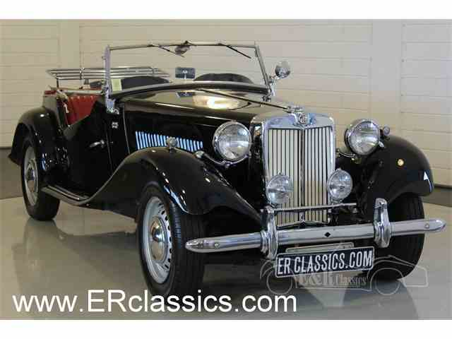 Picture of Classic 1953 MG TD located in NOORD BRABANT Offered by E & R Classics - MVIP
