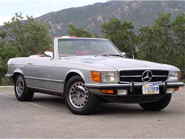 Picture of '72 350SL - MVIT
