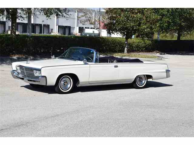 Picture of Classic 1965 Imperial located in FLORIDA Auction Vehicle Offered by Carlisle Auctions - MVJ2