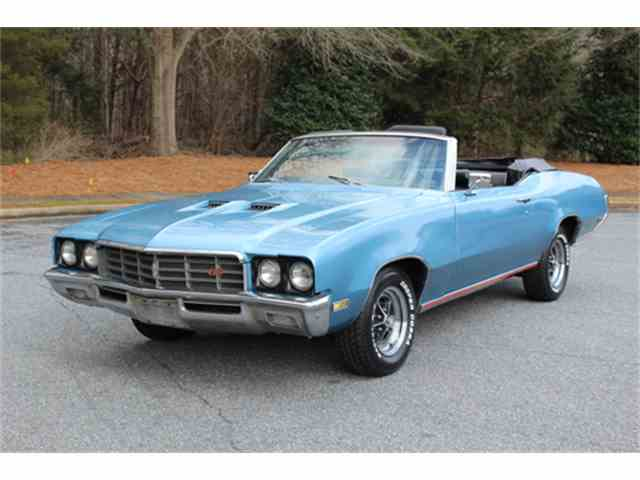 Picture of '70 Buick Skylark located in GEORGIA - $23,950.00 Offered by Fraser Dante - MVJI