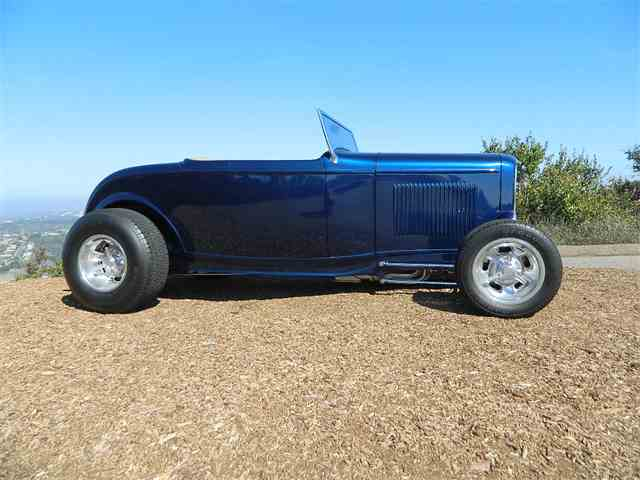 Picture of Classic 1932 Roadster located in Orange CALIFORNIA - $52,500.00 Offered by Classic Car Marketing, Inc. - MVJW