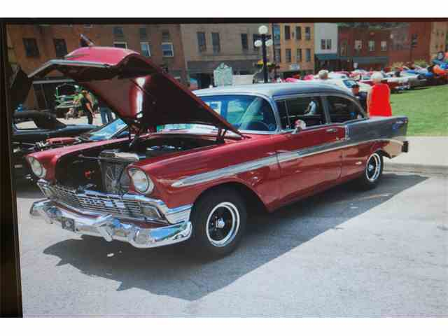 Picture of Classic 1956 Chevrolet Bel Air located in Lakeland FLORIDA - MVJY