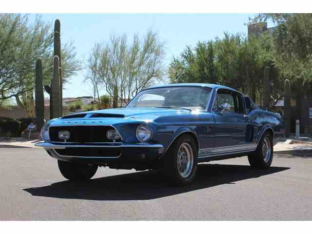 Picture of 1968 GT500 Auction Vehicle Offered by Brown's Classic Autos - MQGT