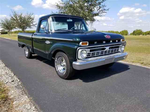 Picture of '66 F100 - MVK6