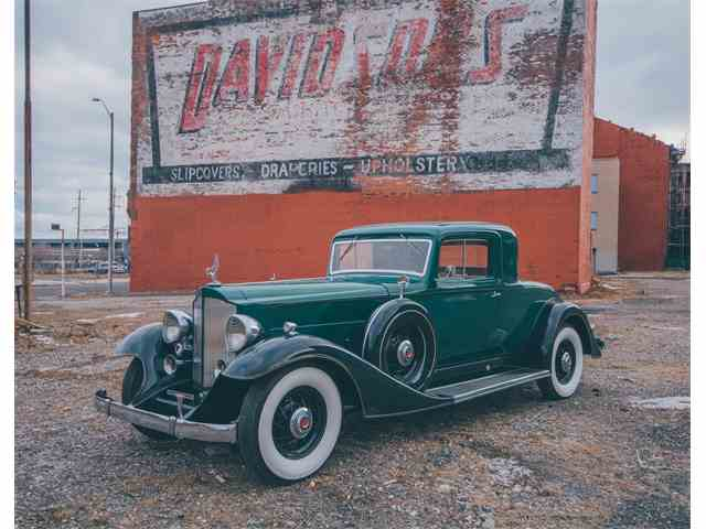 Picture of '33 Super Eight - MVKG
