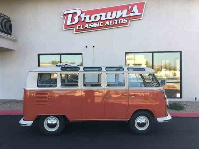 Picture of Classic 1965 Volkswagen Bus - $118,500.00 - MQGW