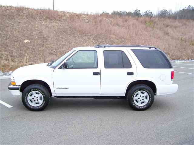 Picture of '98 Blazer - MVL2
