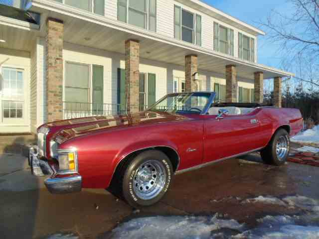 Picture of '73 Mercury Cougar XR7 located in Minnesota - $21,999.00 - MVLC