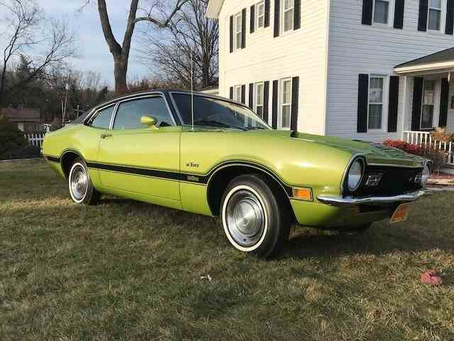 Picture of 1972 Ford Maverick located in Greensboro NORTH CAROLINA Auction Vehicle - MVLI