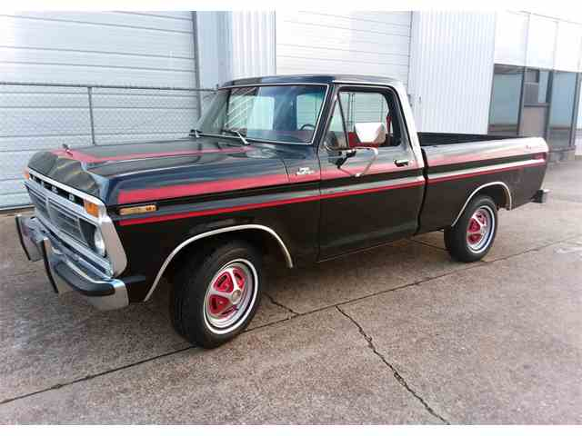 Picture of 1977 Ford F100 located in Oklahoma City OKLAHOMA Offered by Leake Auction Company - MVM3
