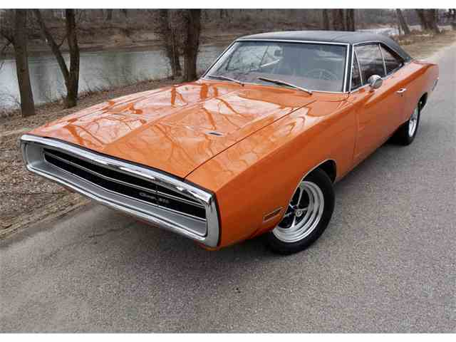 Picture of Classic 1970 Charger 500 Auction Vehicle Offered by Leake Auction Company - MVM7