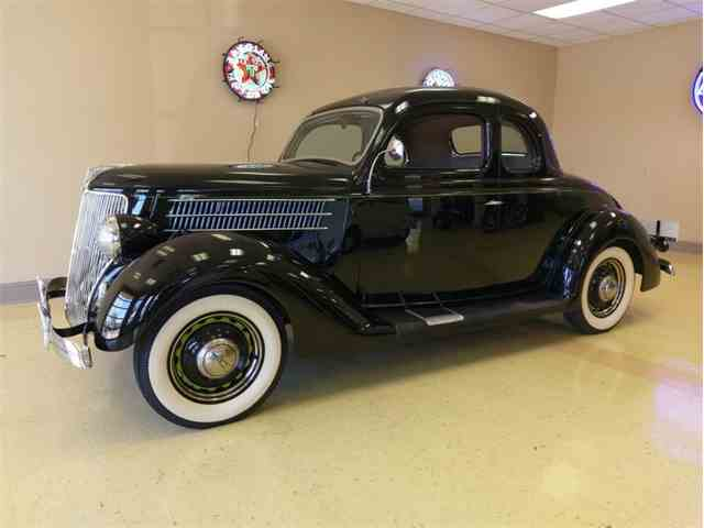 Picture of '36 5-Window Coupe - MVNP