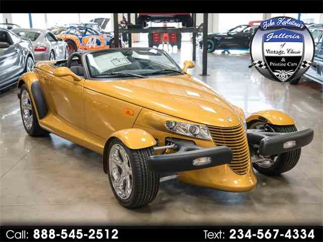 Picture of '02 Prowler located in Salem Ohio - $49,800.00 Offered by John Kufleitner's Galleria - MVNR
