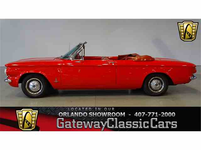 Picture of '63 Corvair - MVNT